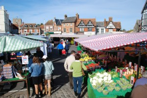 Wantage Market Oct 2010